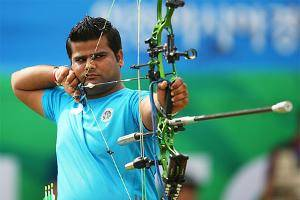 World Archery Championships: Rajat Chauhan bags silver, first-ever individual medal for India
