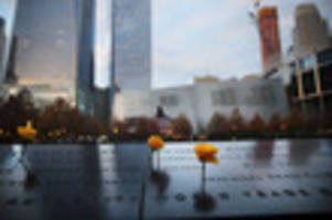 reminder to tourists: don't bring your gun to the 9/11 memorial