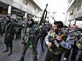 In Syria, When Rebels Become Regime