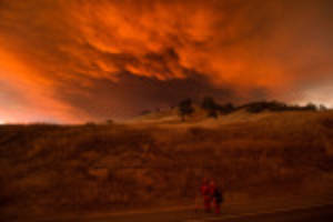 Thousands called to evacuate as wildfires rage across California
