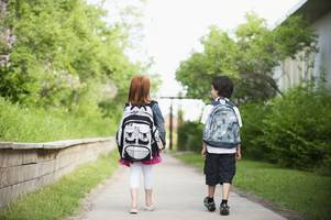 Police Encourage Motorists To Watch For Student Pedestrians