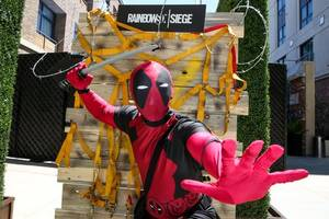 Deadpool trailer sees Ryan Reynolds takes shots at Victoria Beckham