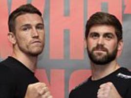 callum smith or rocky fielding could face james degale for title... and there have been kell brook vs timothy bradley talks
