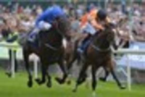 kevin manning guides pleascach to narrow darley yorkshire cup...