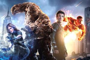 'fantastic four' - movie review