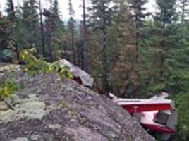 British family killed in Canadian light plane crash were on the last day of their sightseeing holiday in Quebec