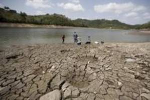 Puerto Rico hopes storms will ease drought