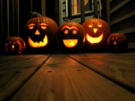 Resident Monsters Invited to Halloween Sweets Stroll