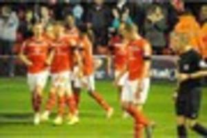chelsea plum tie is just reward for walsall's wonderful cup...