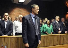 Pistorius parole board review set for Sept. 18