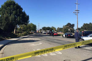 Two killed in California shooting near Social Security building
