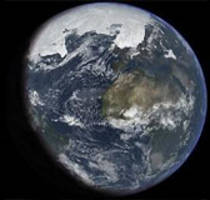 As Ice Age ended, greenhouse gas rise was lead factor in melting of Earth's glaciers