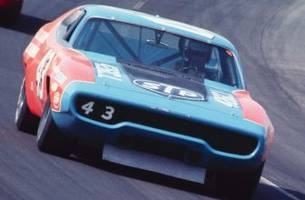 fit for 'the king': almirola to run 1972 petty stp scheme