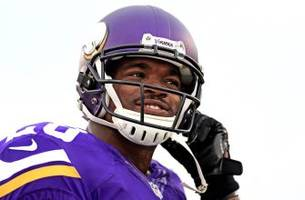 Visiting Cowboys sparks nostalgia for Vikings' Peterson, Zimmer