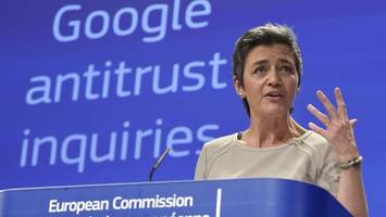 google takes on europe: labels monopoly abuse charges 'unfounded'