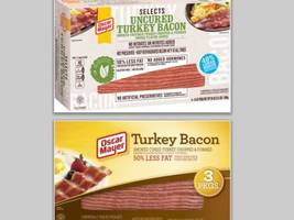 Oscar Mayer Turkey Bacon Recall: Early Spoilage Possible