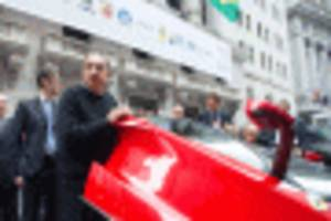 Sergio Marchionne To Be Named CEO Of Ferrari?