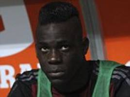 Mario Balotelli made to wait for second AC Milan debut as Carlos Bacca stars in narrow win over Empoli at the San Siro