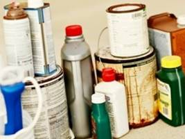 Annual Hazardous Waste Disposal Day Coming Sept. 19