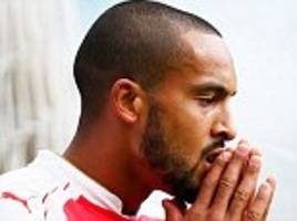 Arsenal striker Theo Walcott confident goals will come after rusty first start of the season in narrow win over Newcastle