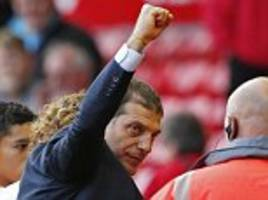 Slaven Bilic delivers damning verdict on Liverpool and says West Ham's demolition job at Anfield was 'logical'