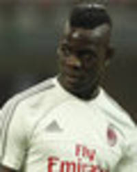 AC Milan boss: Mario Balotelli is first to arrive and last to leave training
