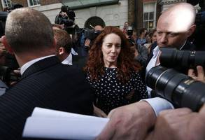 Rebekah Brooks return to News UK described as a 'massive two fingers' to phone-hacking victims