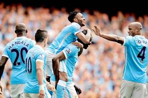 English Premier League: Manchester City, Arsenal victorious