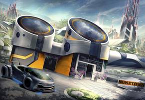 Call of Duty: Black Ops 3 Resurrects Nuketown, But Not As You Remember It