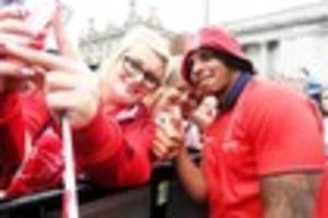 Hull KR celebration event: The players meet the fans