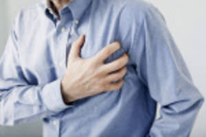 Hot weather increases a guy's chance of a heart attack