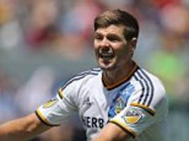 steven gerrard 'not getting carried away' by roy hodgson's england