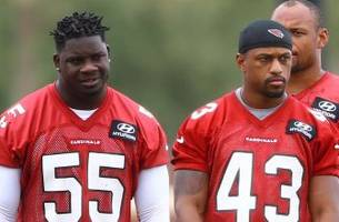 Cardinals optimistic Sean Weatherspoon can practice on Tuesday