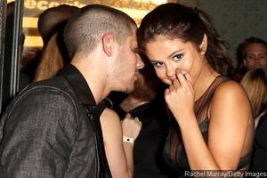 Selena Gomez and Nick Jonas Caught Getting Flirty at MTV VMAs After-Party