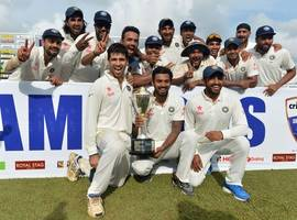 India win test series, end 22-year drought in Sri Lanka