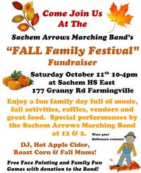 FALL Family Festival Fundraiser