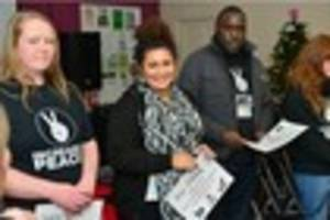 In pictures - events at community centres in Gloucester over the...