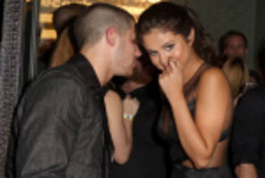 Selena Gomez and Nick Jonas get flirty at VMA after-party