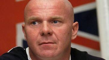johnny adair: i'm pleased martin mcguinness is in government