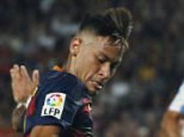 Real Madrid are still bitter over missing out on Neymar transfer! Barcelona president blasts rivals for 'trying to create difficulties'