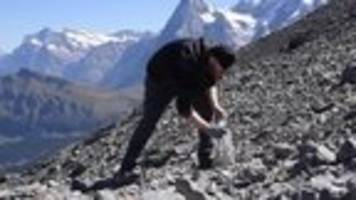 VIDEO: Cleaning up the Swiss Alps