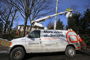 Comcast is charging its trial users extra to avoid data caps