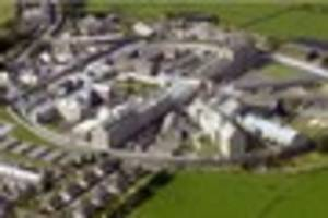 Convict and visitor in court after Dartmoor prison officers find...