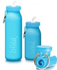 The Bübi is a collapsible bottle made for more than water in mind