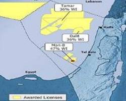 gas sales give lift to israel's delek group