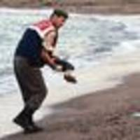 Bodies of drowned brothers are washed up on Turkish beach