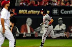 Zimmerman's two homers help Nationals salvage game in St. Louis