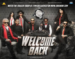 'Welcome Back' - Movie Review