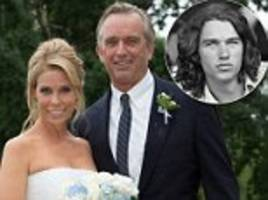 how serial cheater bobby kennedy jr strutted around his family home exposing his private parts, demanded a ménage à trois with wife mary then went public with cheryl hines, telling mary things would be 'so much easier' if she killed herself