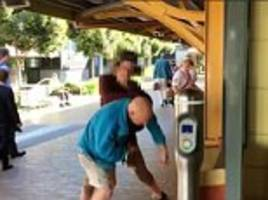 ... elderly man unconscious at a Wollongong train station - One News Page